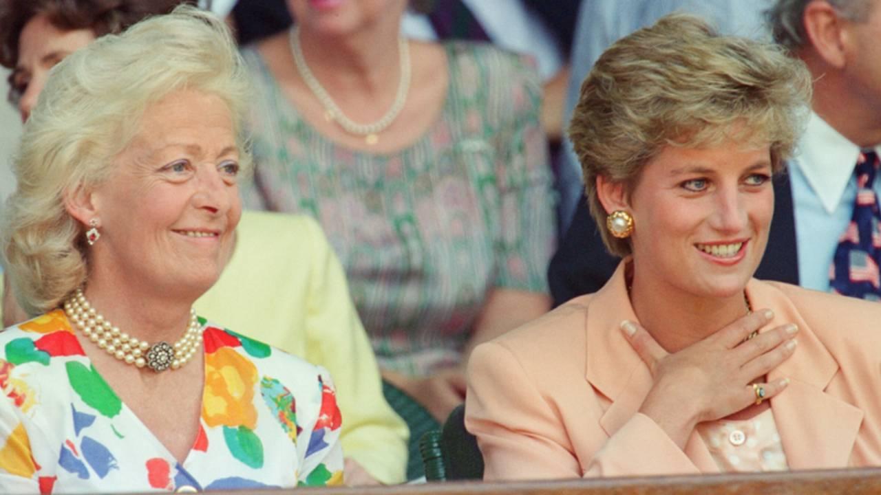 Princess Diana's twin! Charles Spencer shares rare photo