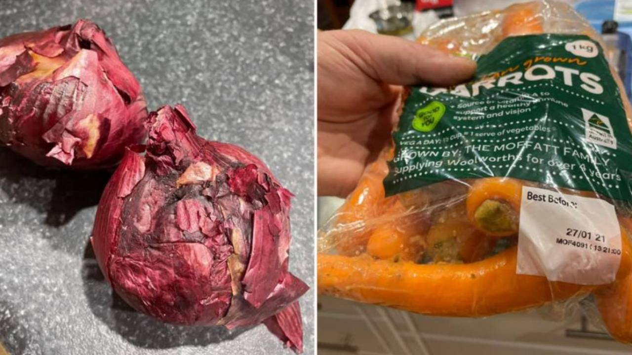 """How is this possible?"": Woolworths delivery leaves family in shock"