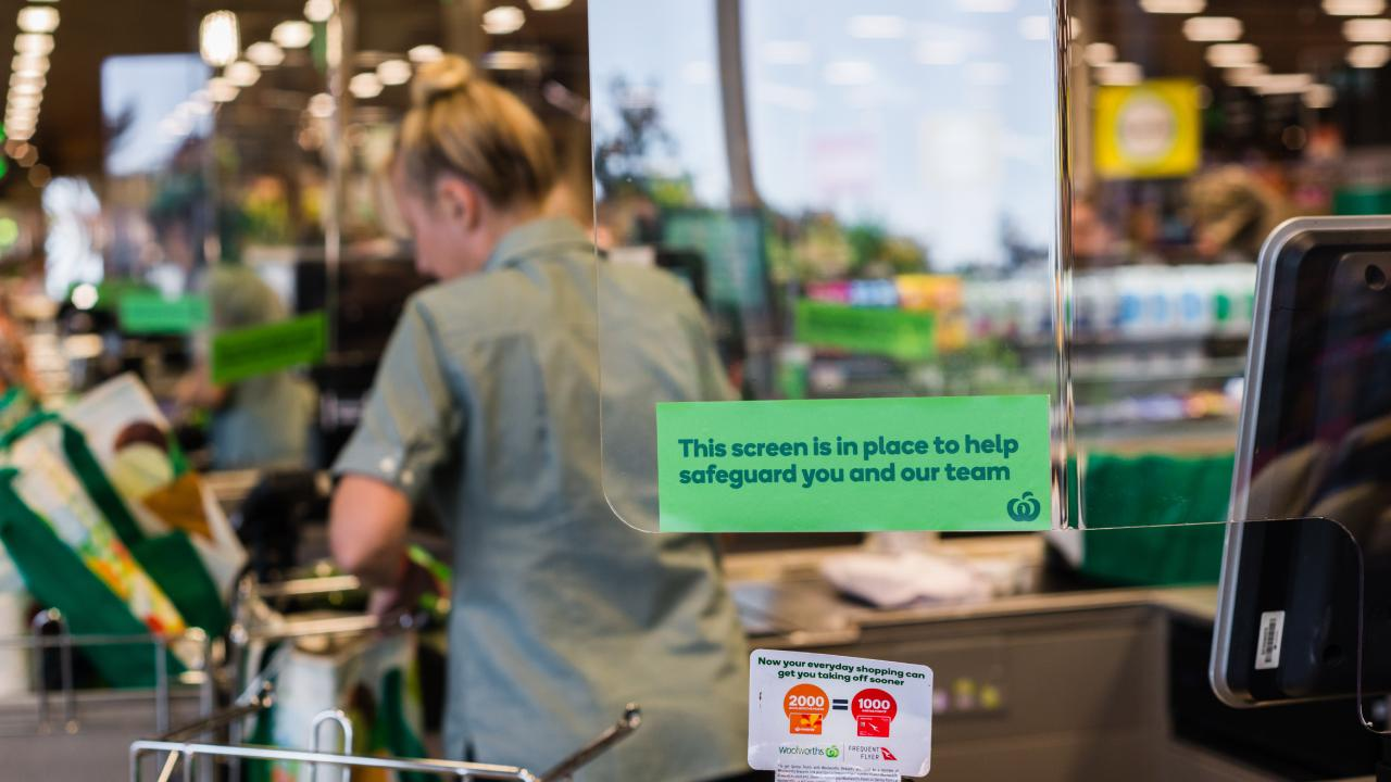 """""""Above and beyond"""": Woolies worker's simple act of kindness"""
