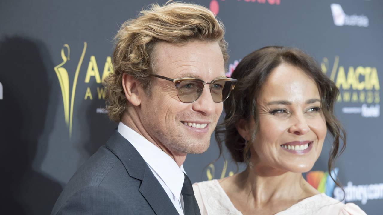 Simon Baker splits with wife of 29 years