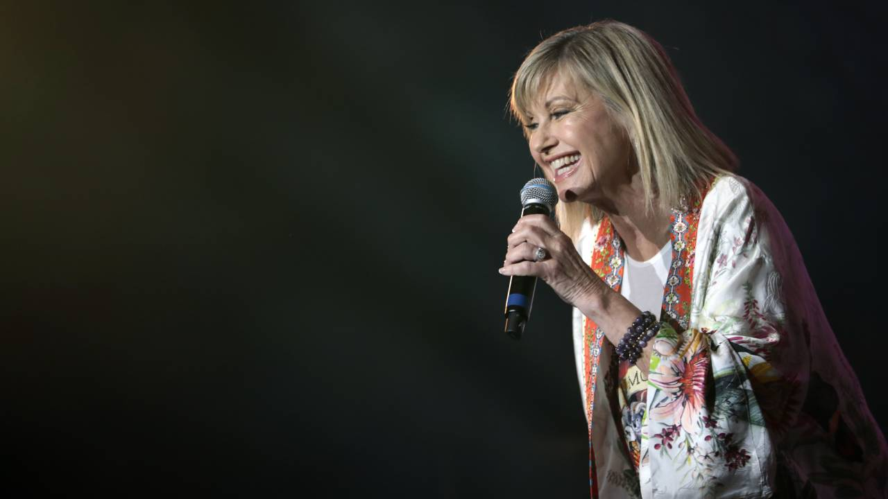"""Feeling great"": Olivia Newton-John provides update on cancer battle"
