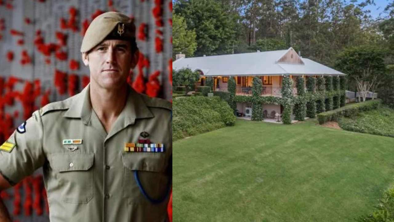 Price revealed: War hero Ben Roberts-Smith's Hinterland escape has finally sold