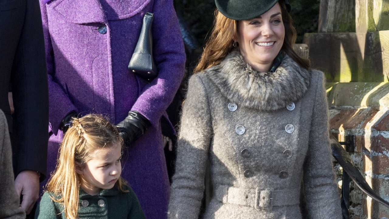 The super-cute habit Princess Charlotte has picked up from mum