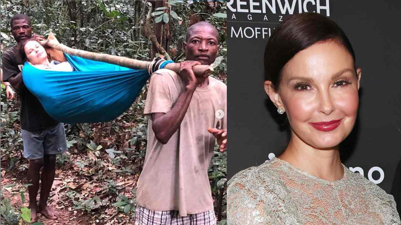 Ashley Judd opens up about traumatic incident in Congo jungle