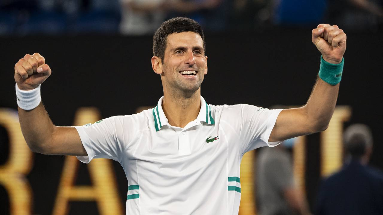 Melbourne crowd's disgraceful act after Djokovic wins 18th Australian Open