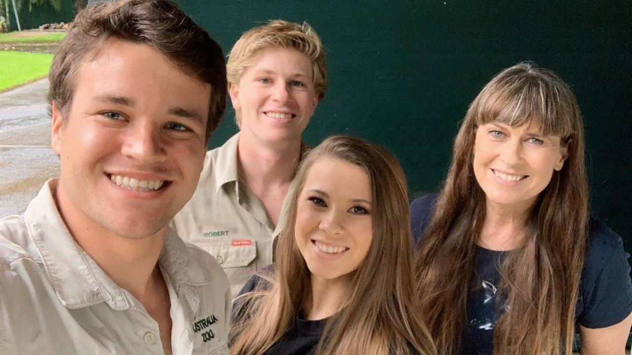 "Terri Irwin says family found ""meaning of life"" after Steve's passing"
