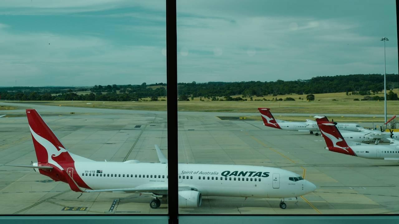 """Stark but not surprising"": Qantas CEO reveals staggering loss"