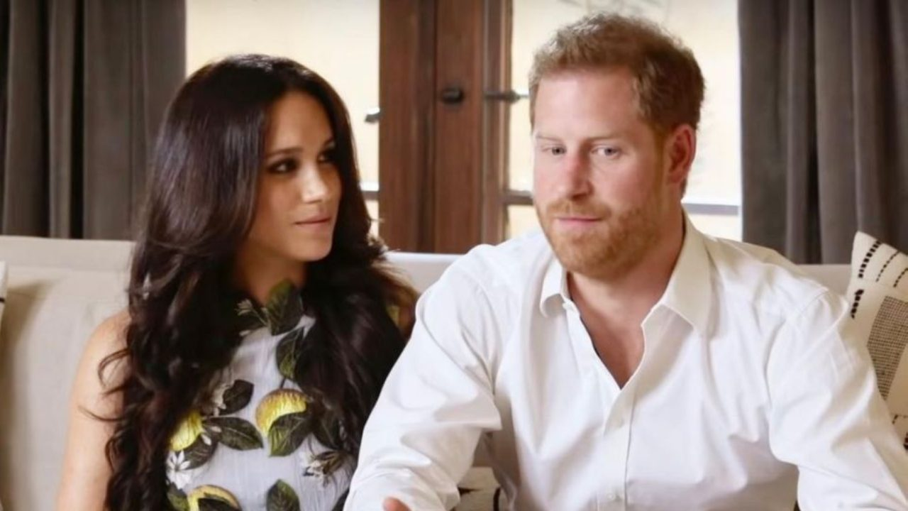 Meghan and Harry's subtle hint for baby's gender