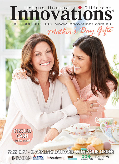 Innovations Catalogue - Mother's Day 2021