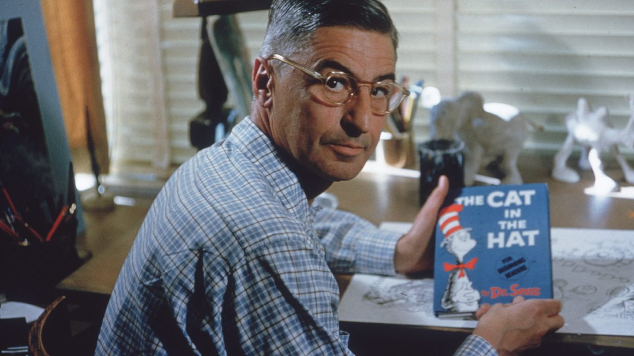 Six Dr Seuss books removed over racist imagery