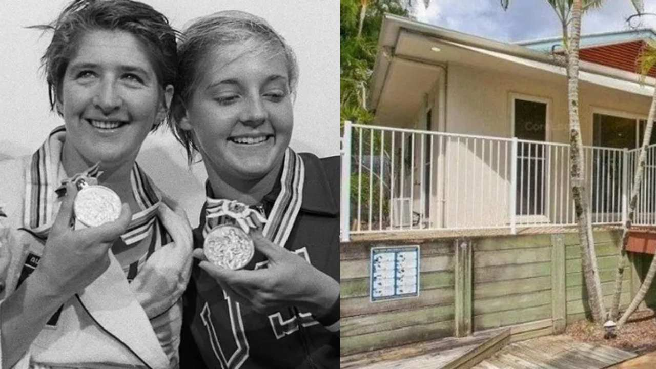 Dawn Fraser's home could earn her more than when she was an Olympian