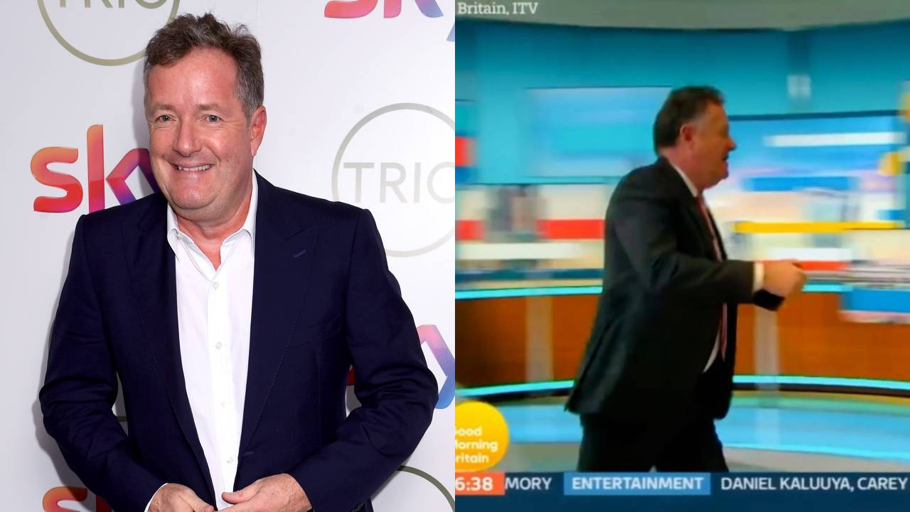 Piers Morgan quits after Oprah rant