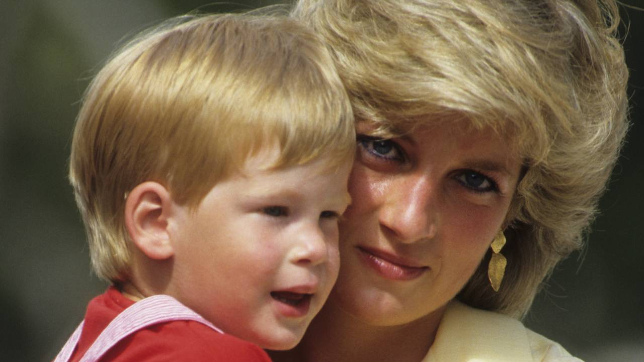 Just how much did Princess Diana leave to Prince Harry?