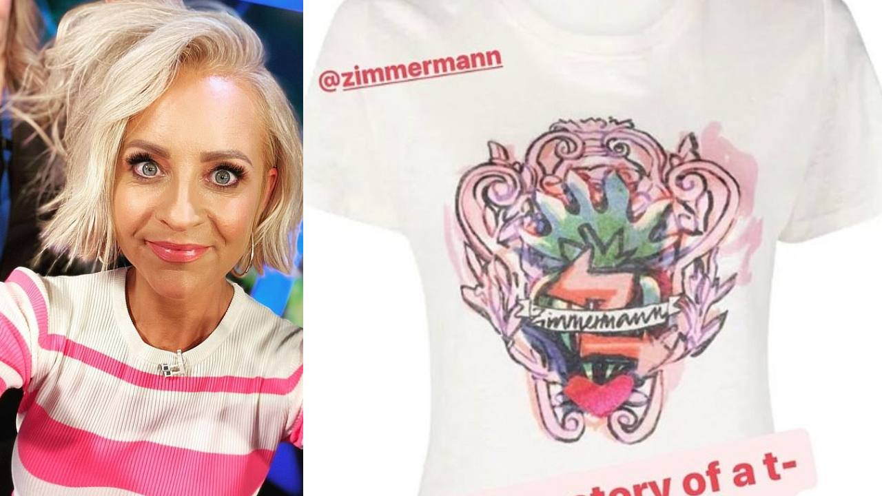 """Carrie Bickmore shares major mistake with fans: """"I can't have nice things"""""""