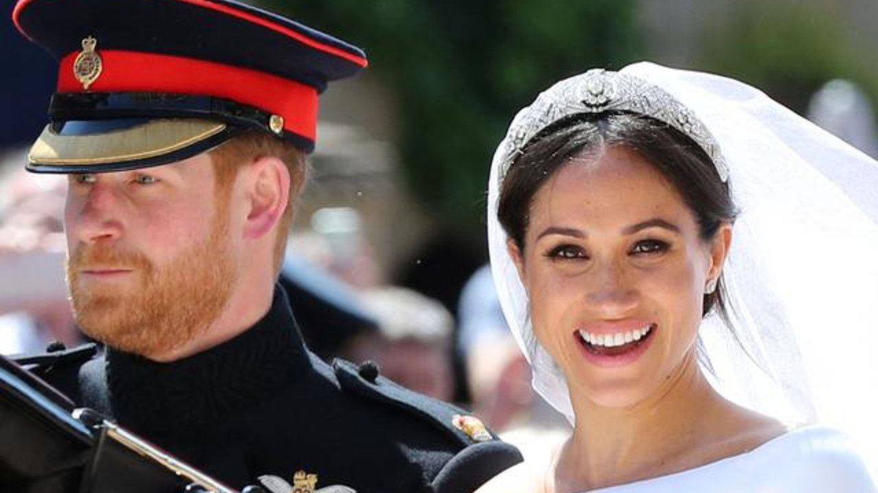Vicar claims Meghan and Harry's backyard wedding did not happen