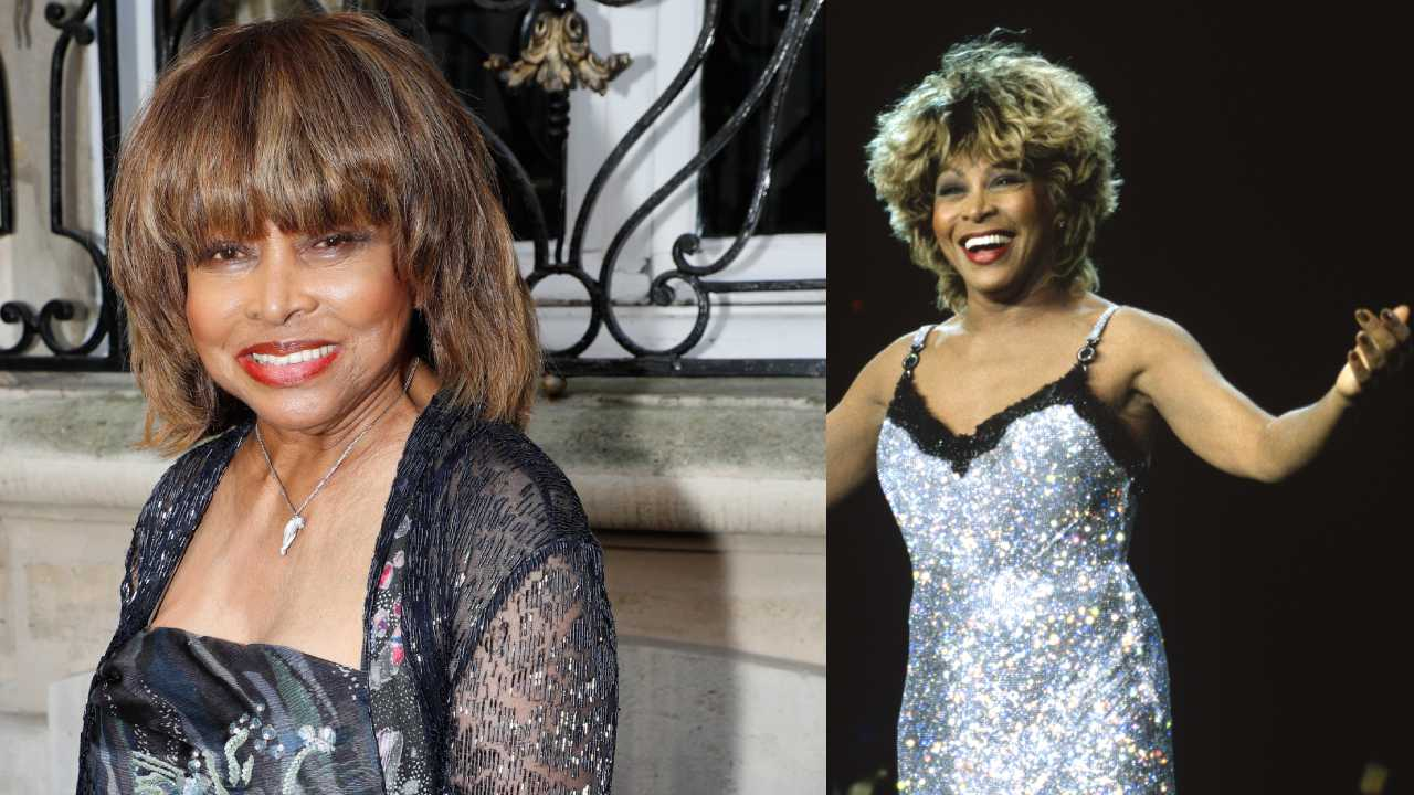 Tina Turner bids farewell to fans