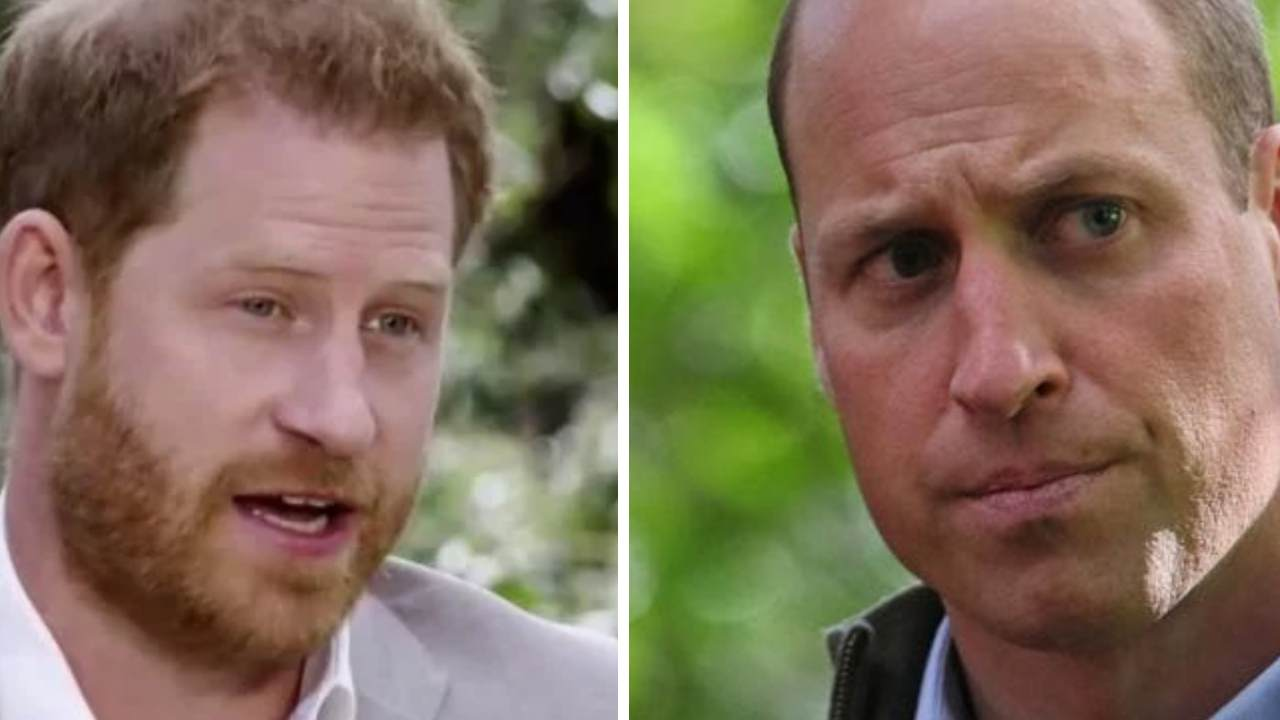 Harry and William's first words since Oprah interview