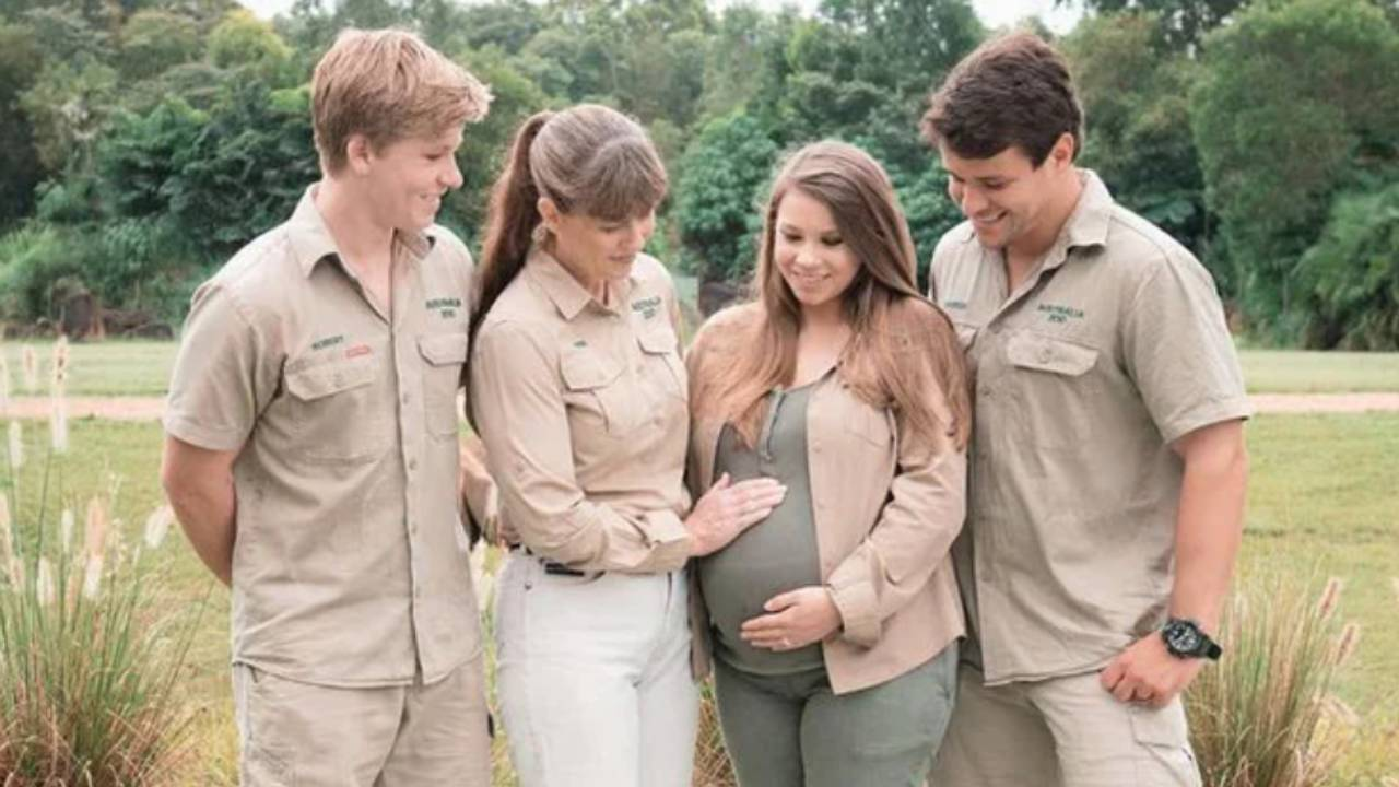 Bizarre Bindi Irwin conspiracy theory has surfaced