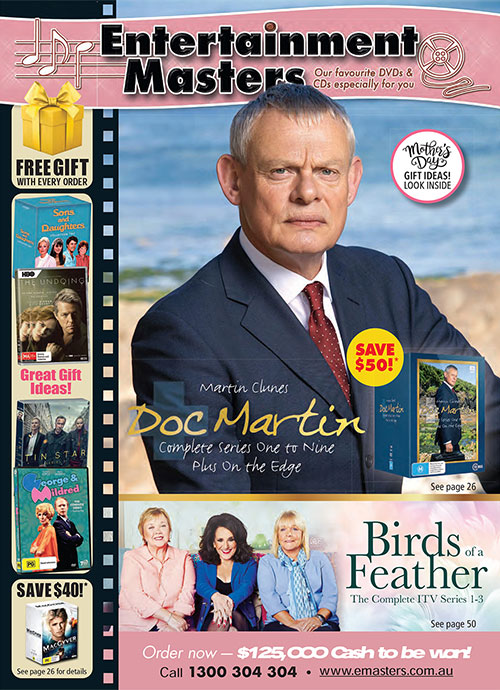 Entertainment Masters Catalogue - Mother's Day 2021