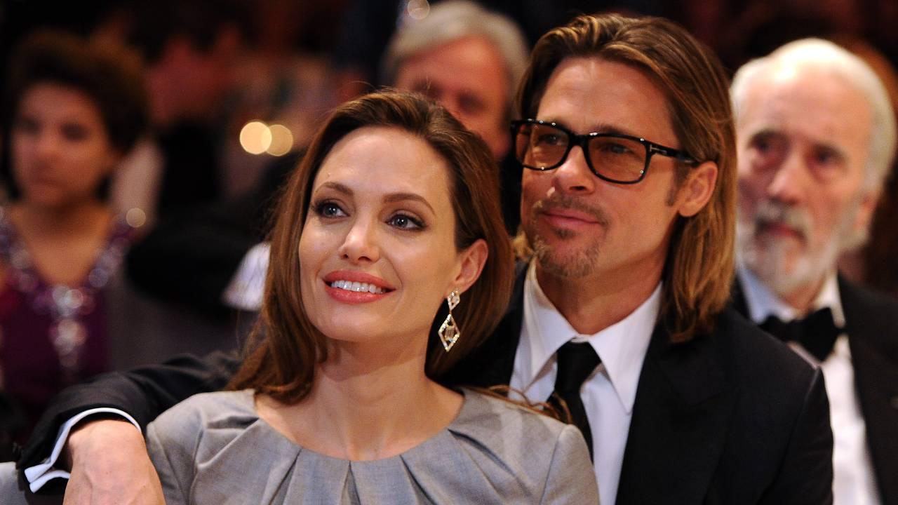 """Angelina Jolie claims domestic abuse against Brad Pitt with """"proof"""""""