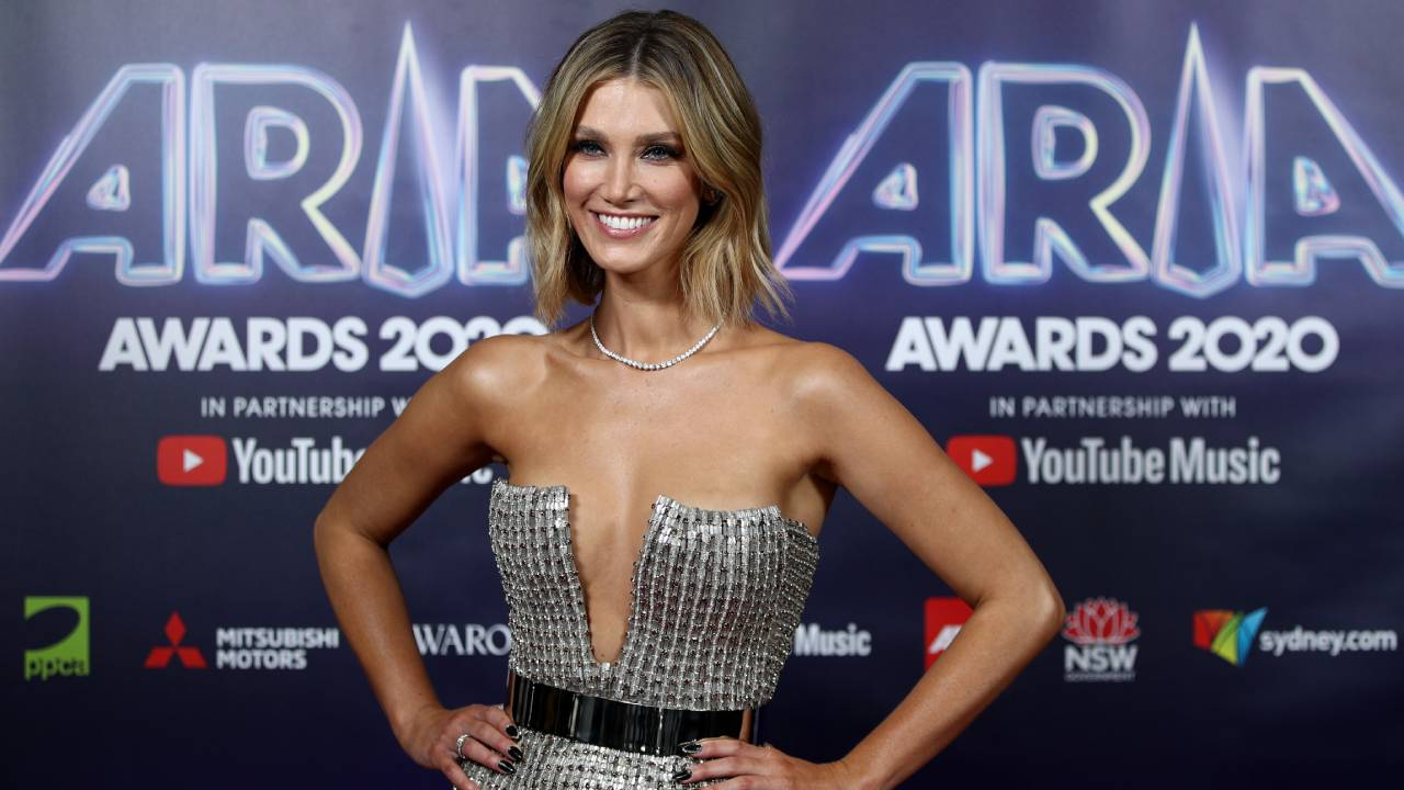 Delta Goodrem's surprising admission