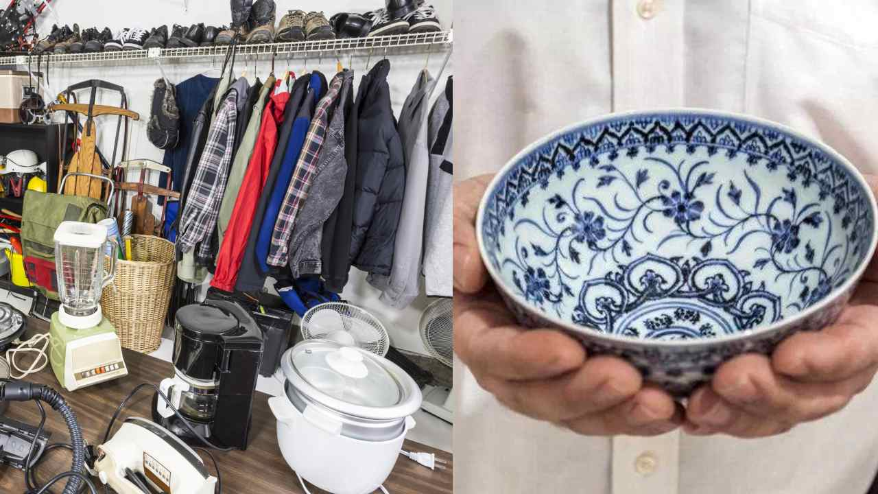 $45 garage sale item fetches almost $1 million