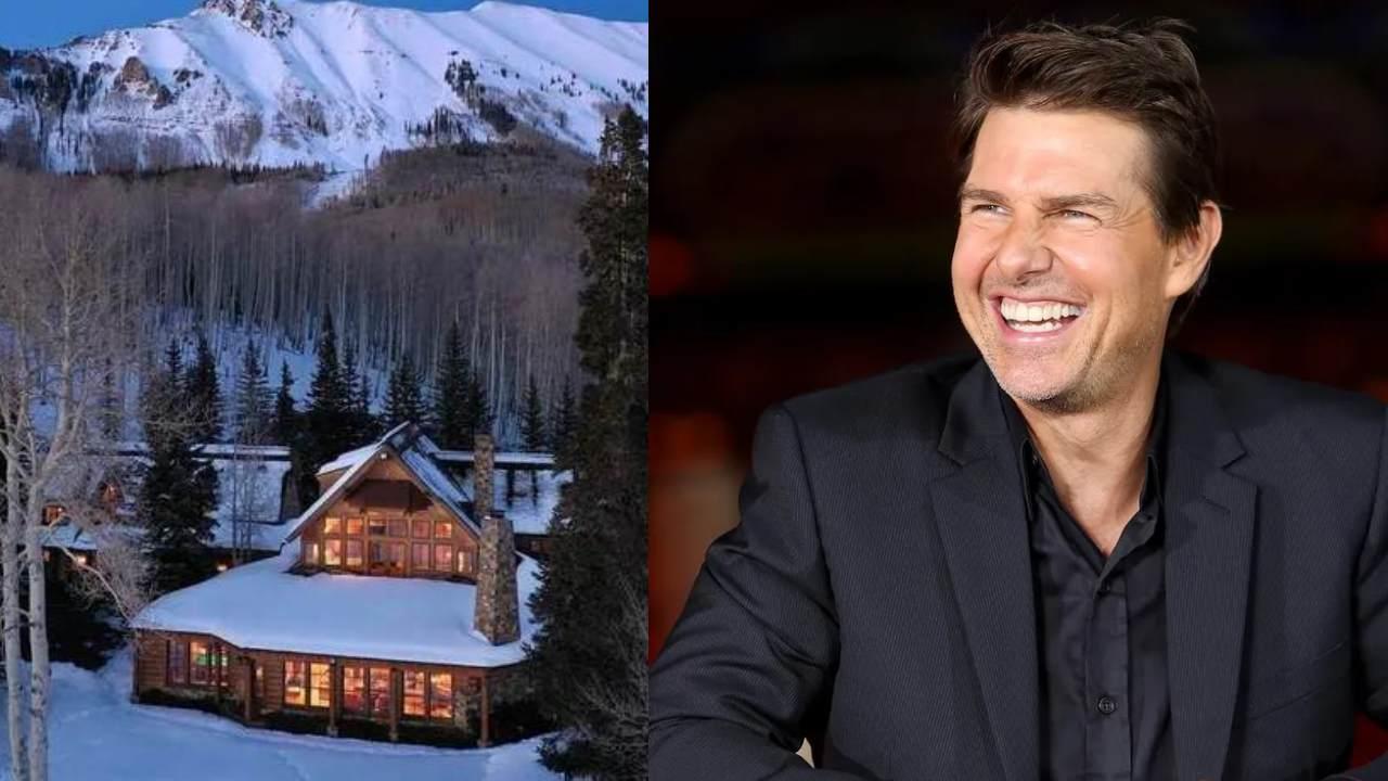 Inside Tom Cruise's $51 million ranch