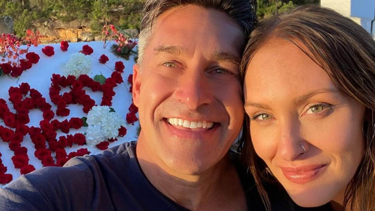 """""""Magic night"""": Jamie Durie dishes on engagement"""