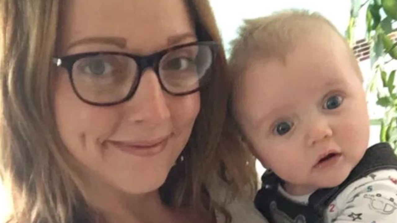 """""""Can't unsee this"""": Baby's rude PJs leave mum in hysterics"""
