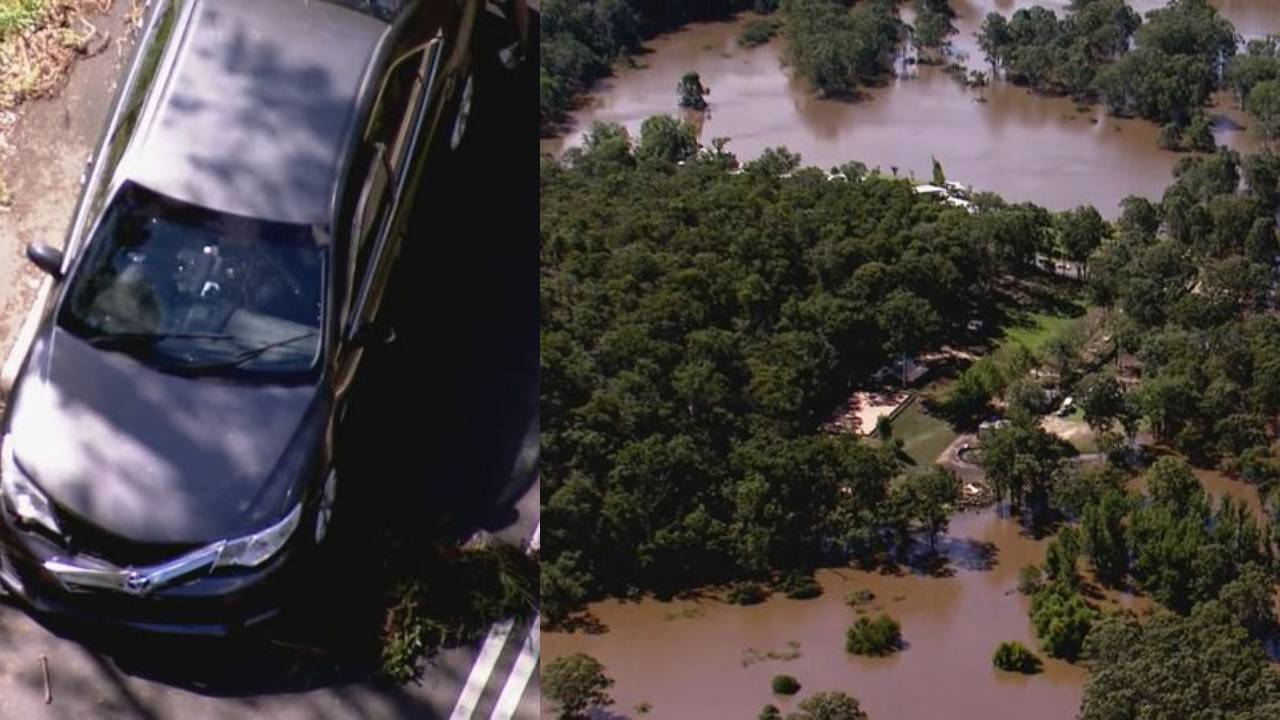 """Unable to escape"": Crime scene established over flood fatality"