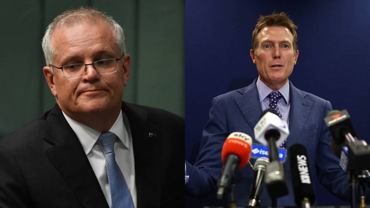 """Scomo """"not ruling out"""" removing Christian Porter"""