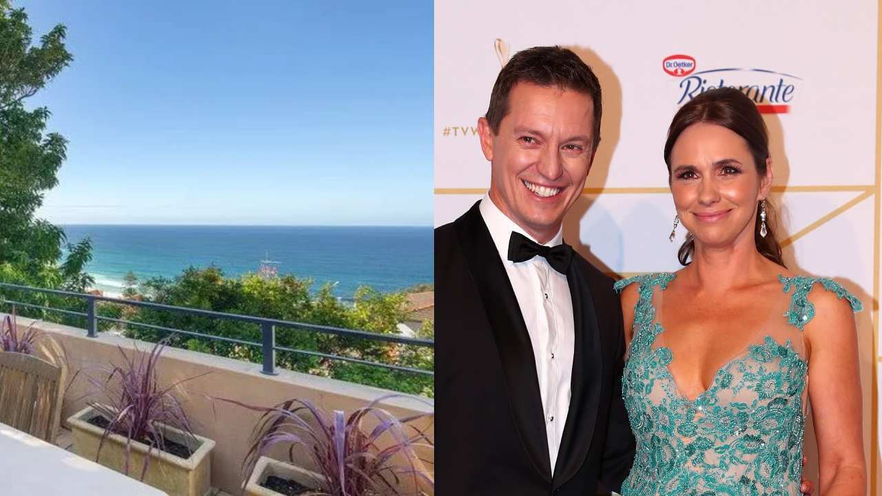 Rove McManus sells clifftop home for $14 million
