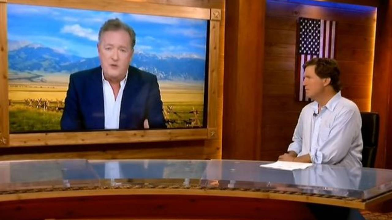 """Tacky and tasteless"": Piers Morgan addresses Meghan Markle controversy"