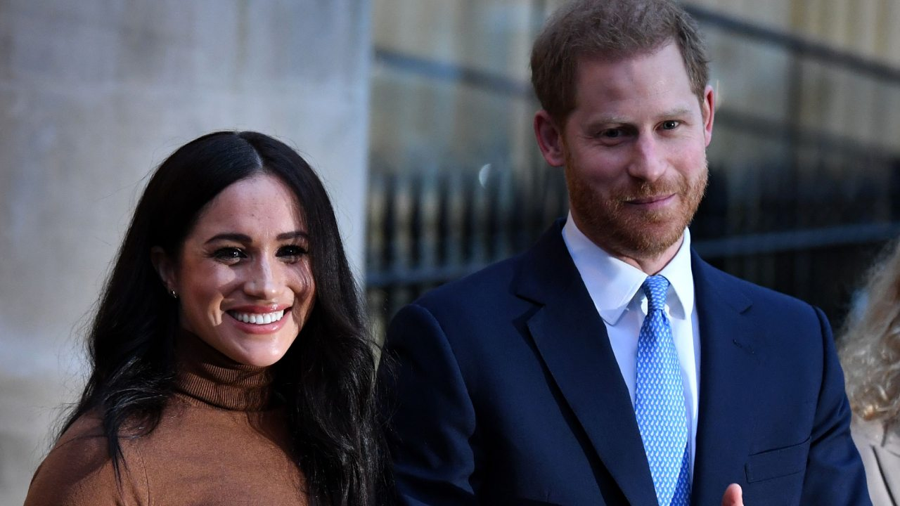 Prince Harry and Meghan Markle announce first Netflix project