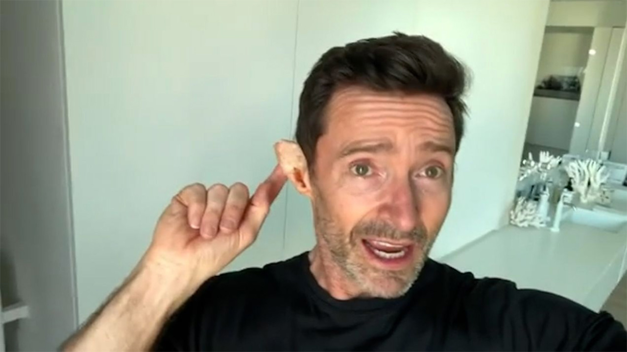 Hugh Jackman's important plea to all Aussies