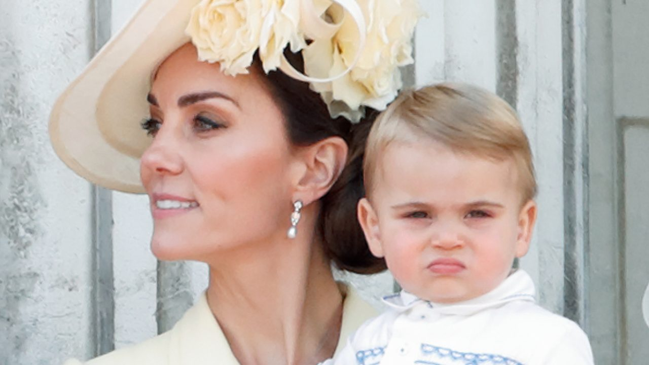 Sweet new snap of Prince Louis on his third birthday