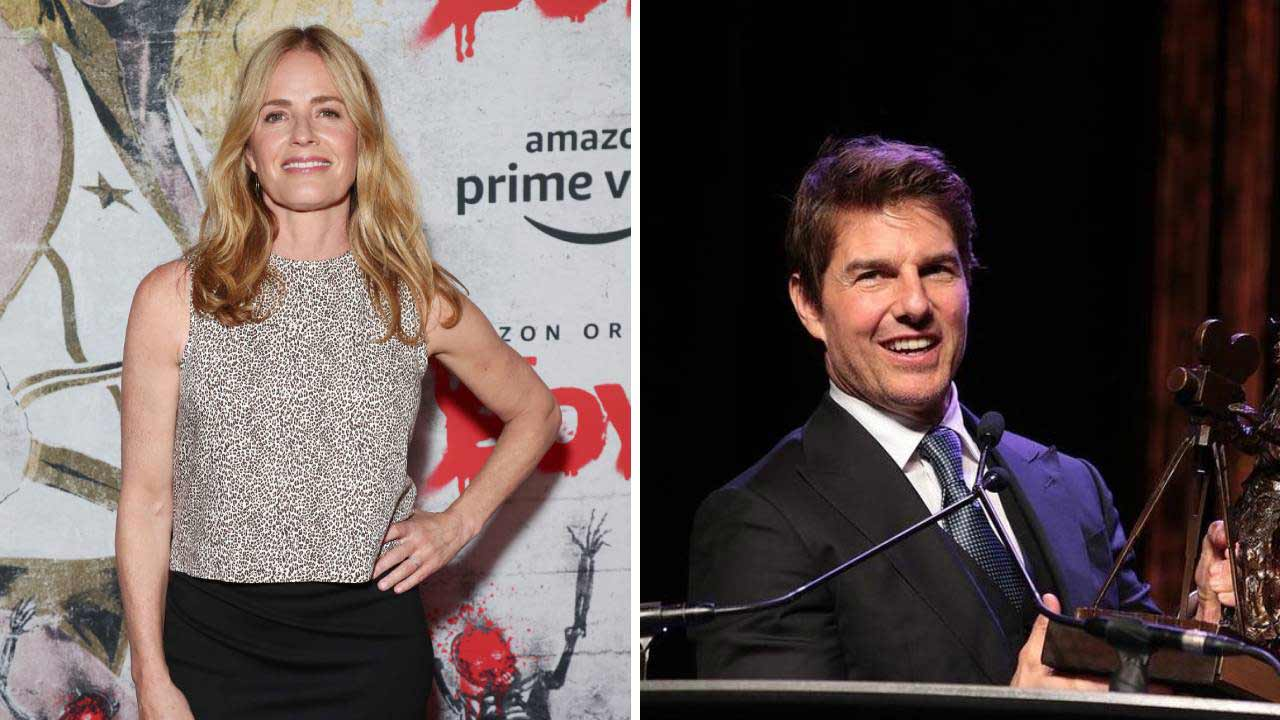 How Tom Cruise saved Elisabeth Shue's life