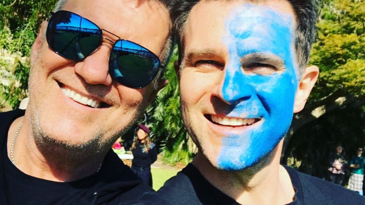 David Campbell's birthday wishes to Jimmy Barnes