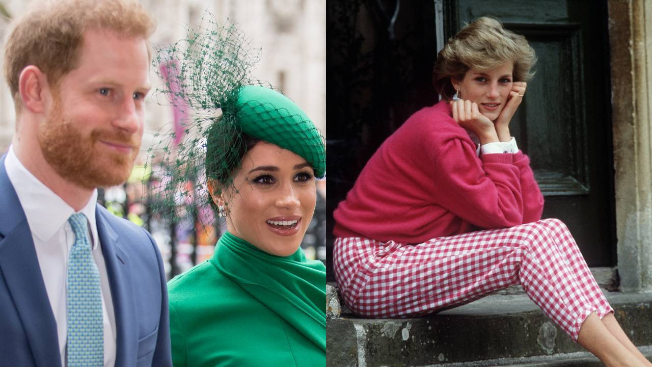 Diana VS Meghan: Who will Harry choose?