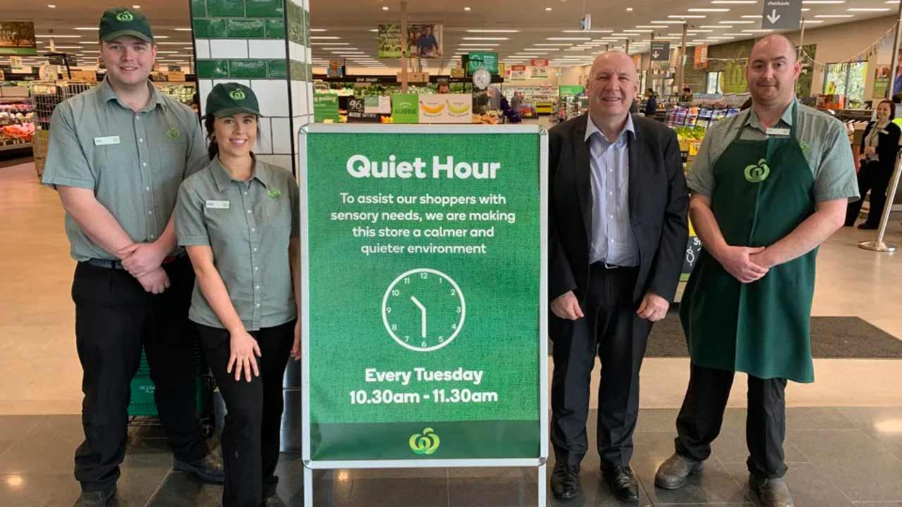 """""""Absolutely awesome"""": Woolies ushers in brilliant new store policy"""