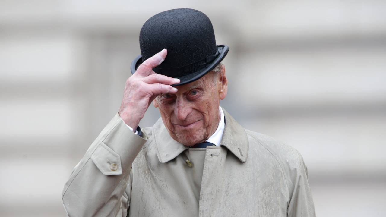 Prince Phillip's official cause of death revealed