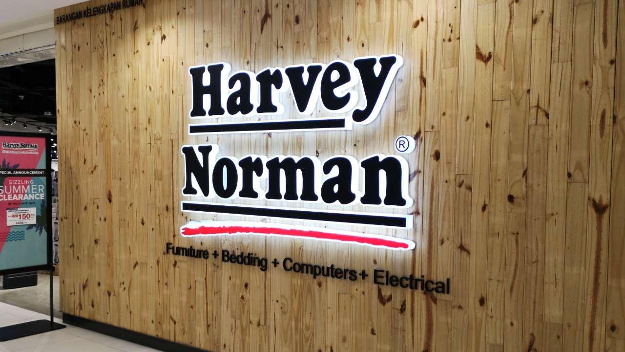 "Harvey Norman slammed for ""revolting irresponsible"" tweet"