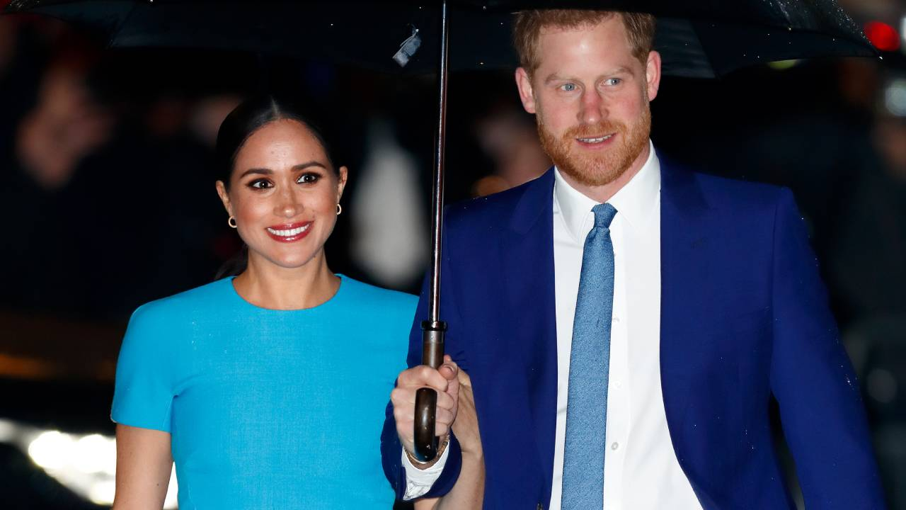 Meghan and Harry welcome baby girl