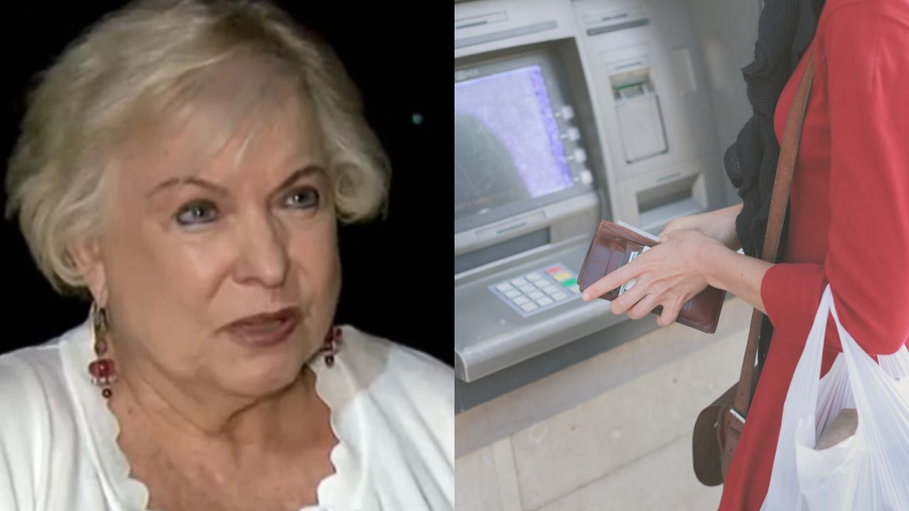"""""""Oh my God"""": Woman discovers $1 billion in her bank account"""