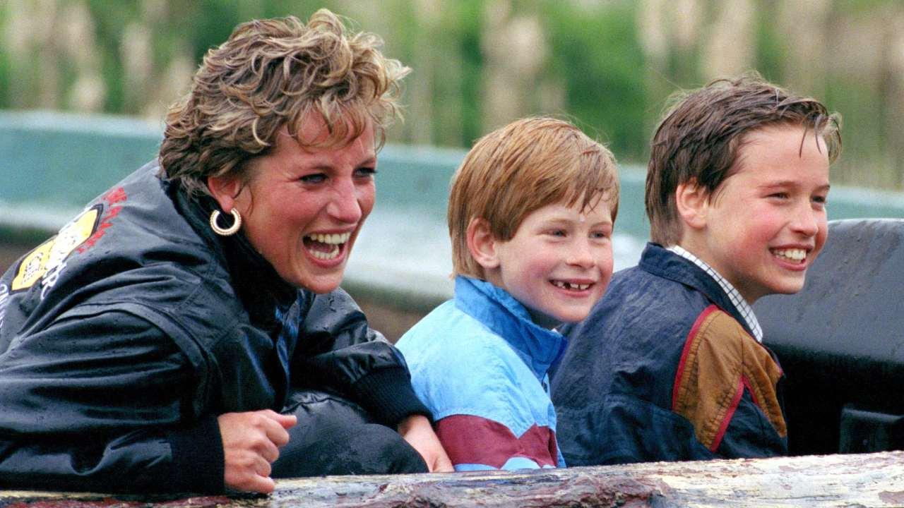 Princess Diana's voice coach's sweet promise to her sons