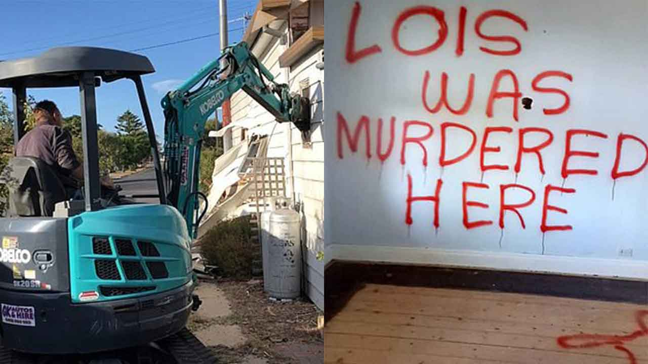 Brothers destroy home in family dispute