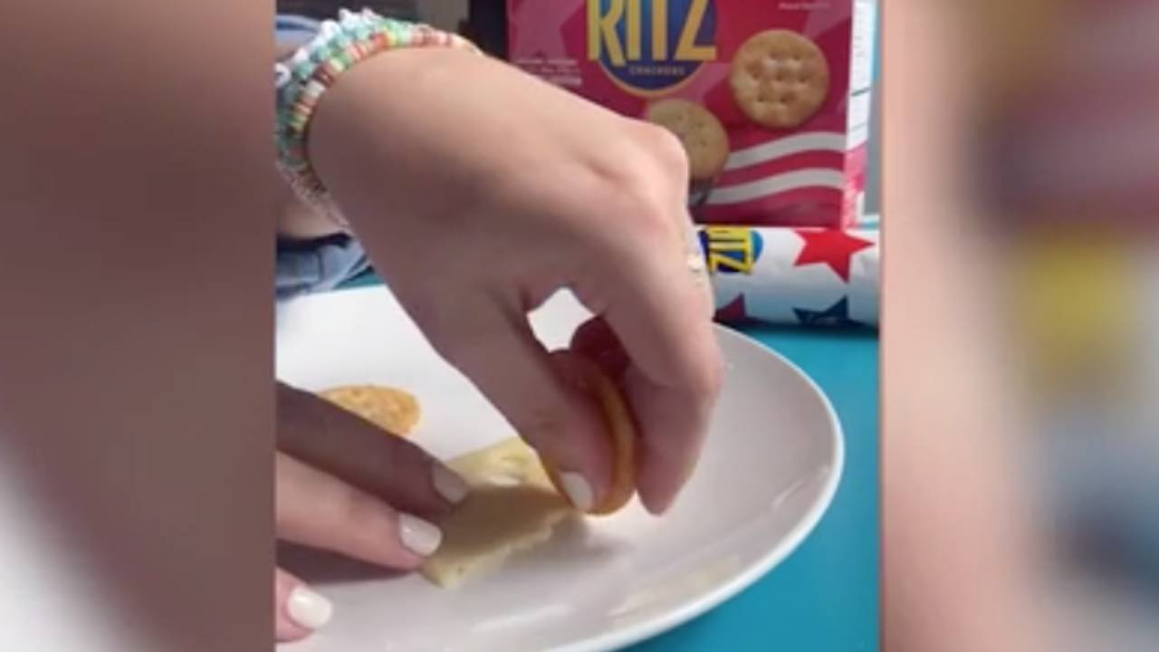 Mystery solved: Why Ritz crackers have jagged edges