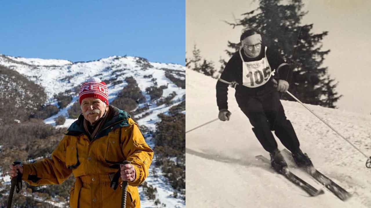 Australia's oldest living Olympian turns 100