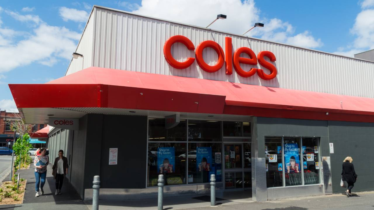 Huge change coming to Coles