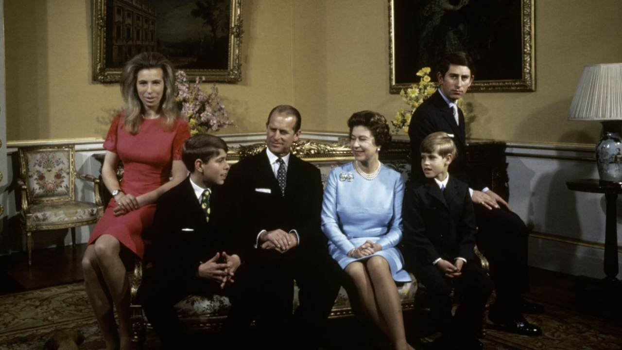 Queen Elizabeth's REAL favourite child revealed